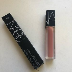 NARS velvet lip glide Unlaced new lipstick 💄